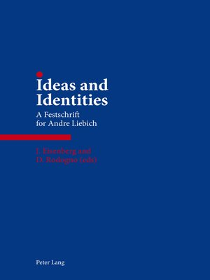cover image of Ideas and Identities