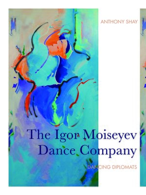 cover image of The Igor Moiseyev Dance Company