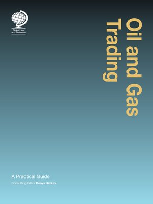 cover image of Oil and Gas Trading