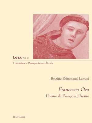 cover image of Francesco Ora