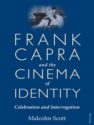 cover image of Frank Capra and the Cinema of Identity