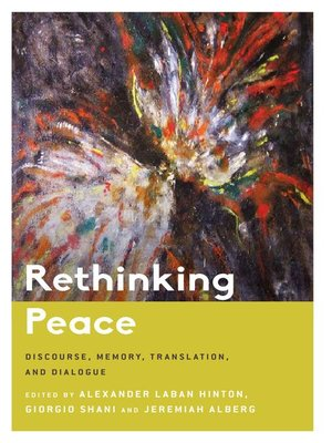 cover image of Rethinking Peace