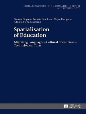 cover image of Spatialisation of Education