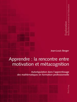 cover image of Apprendre