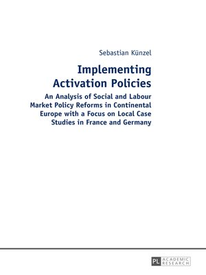 cover image of Implementing Activation Policies