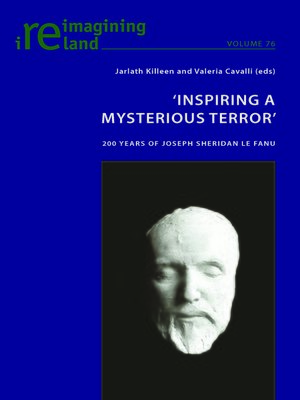 cover image of 'Inspiring a Mysterious Terror'