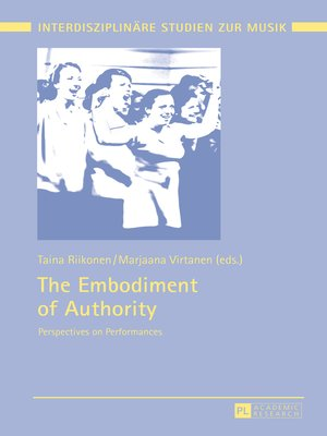 cover image of The Embodiment of Authority
