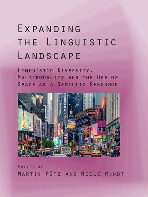 cover image of Expanding the Linguistic Landscape