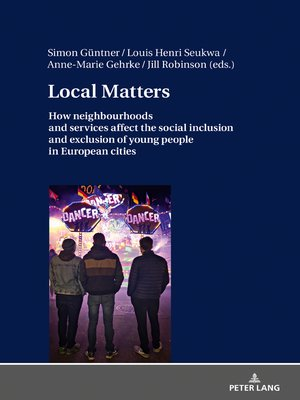 cover image of Local Matters