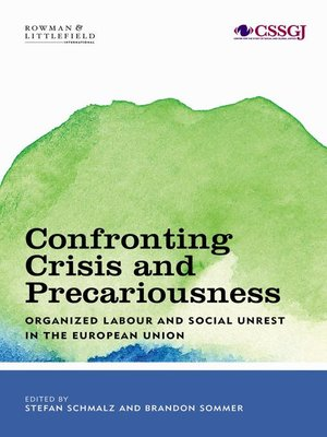 cover image of Confronting Crisis and Precariousness