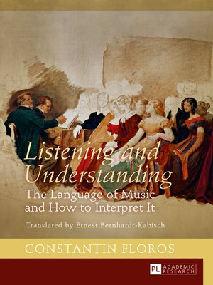 cover image of Listening and Understanding
