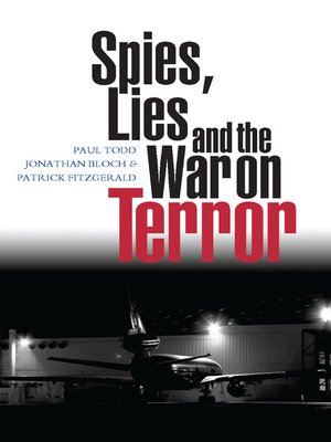 cover image of Spies, Lies and the War on Terror