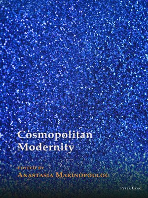 cover image of Cosmopolitan Modernity