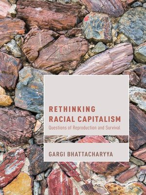 cover image of Rethinking Racial Capitalism
