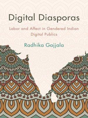cover image of Digital Diasporas