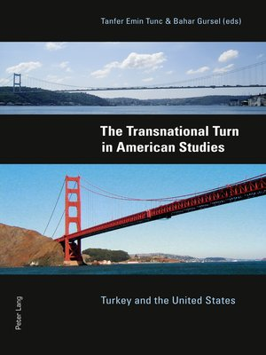 cover image of The Transnational Turn in American Studies