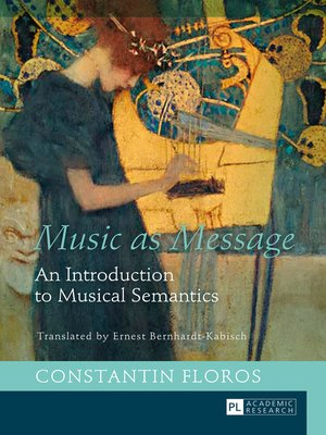 cover image of Music as Message