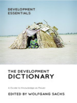 cover image of The Development Dictionary
