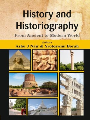 cover image of History and Historiography