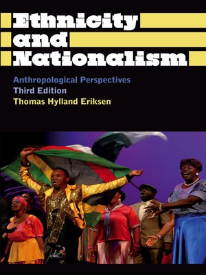 cover image of Ethnicity and Nationalism