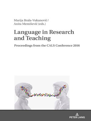 cover image of Language in Research and Teaching