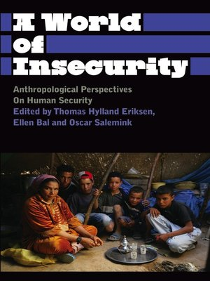 cover image of A World of Insecurity