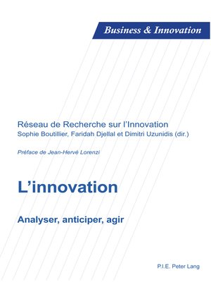cover image of Linnovation
