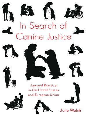 cover image of In Search of Canine Justice
