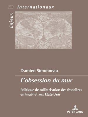 cover image of Lobsession du mur
