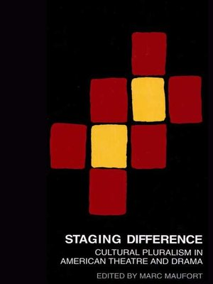 cover image of Staging Difference