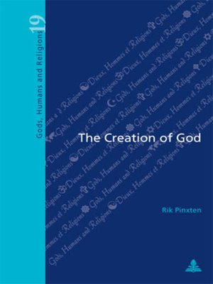 cover image of The Creation of God