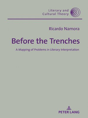 cover image of Before the Trenches