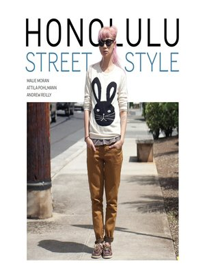 cover image of Honolulu Street Style