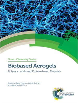 cover image of Biobased Aerogels