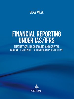 cover image of Financial Reporting under IAS/IFRS
