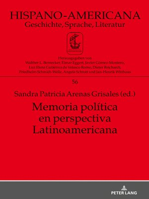 cover image of Memoria política en perspectiva Latinoamericana
