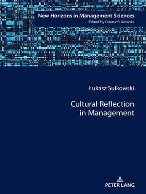 cover image of Cultural Reflection in Management