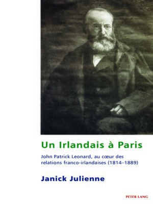cover image of Un Irlandais à Paris