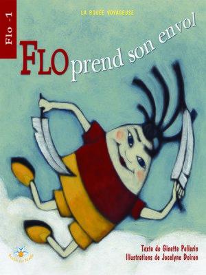 cover image of Flo prend son envol