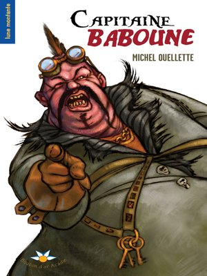 cover image of Capitaine Baboune