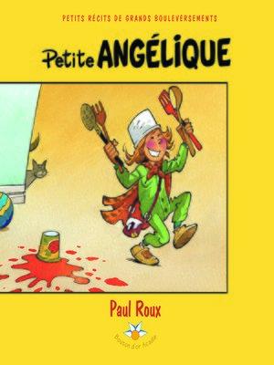 cover image of Petite Angélique