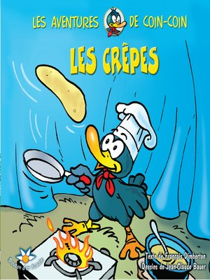 cover image of Les crêpes