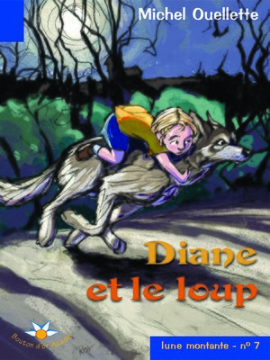 cover image of Diane et le loup