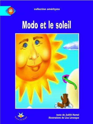 cover image of Modo et le soleil