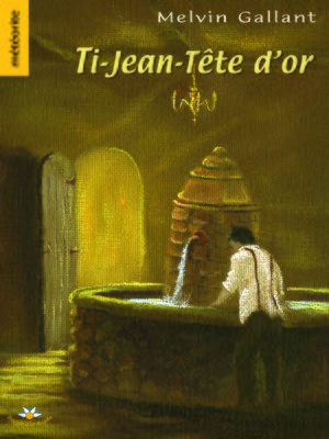 cover image of Ti-Jean-Tête-d'Or