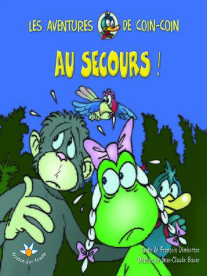 cover image of Au secours!