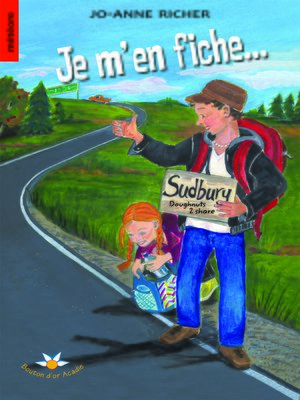 cover image of Je m'en fiche...