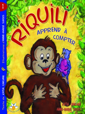 cover image of Riquili apprend à compter
