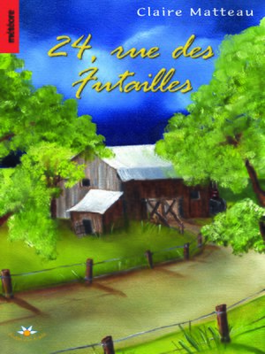 cover image of 24, rue des Futailles