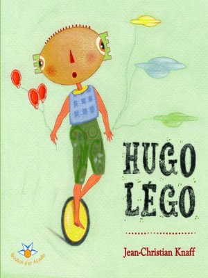 cover image of Hugo Légo